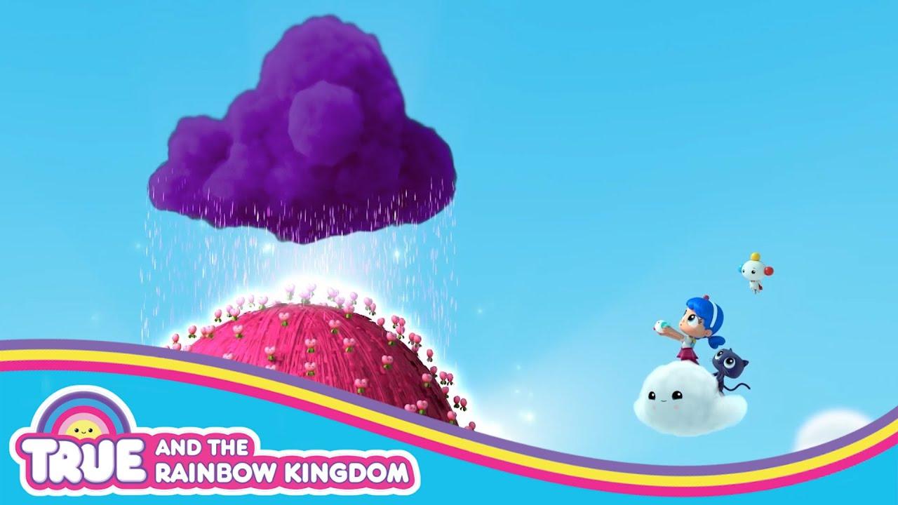 Purple Rain Cloud | True and the Rainbow Kingdom Valentine's Day