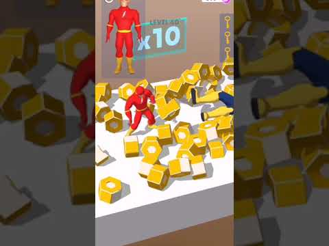Mashup hero 3D gameplay walkthrough | Flash | ANDROID, IOS MOBILE | ALL LEVELS  GAMES 😱💥
