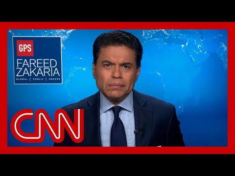 Fareed Zakaria: Biden's foreign policy plans are 'worrying'