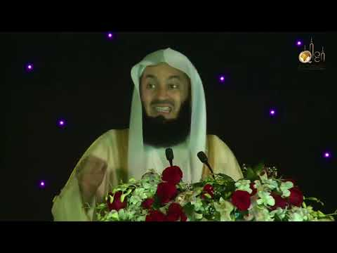 Lessons from the Post Hijrah Era in Madinah   Mufti Menk   Doha 2018