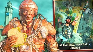 Everything You Need To Know About ALCATRAZ In Black Ops 4!
