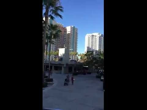 Long Beach Arena - CVB event with DJ A-Ron