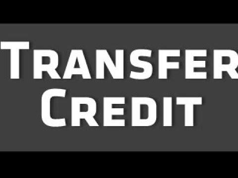 আপনি যেভাবে বিদেশে আপনার credit transfer করবেন || How to transfer credit from Bangladesh