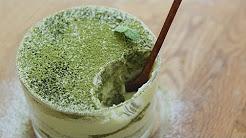 Green Tea Tiramsu : Honeykki