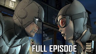 Batman Telltale Walkthrough - Full Episode - Episode 1 Realm of Shadows (PC Let's Play)