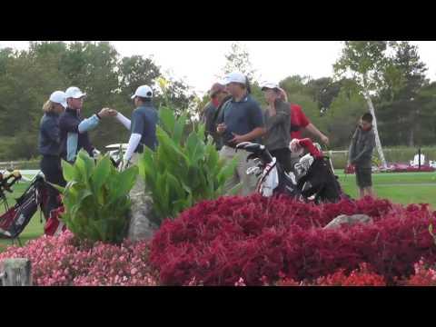 Highlights of Camden Hills Golf matchup with Messalonskee