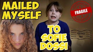 I Mailed Myself to Sofie Dossi and it Worked! (Skit) Ruby