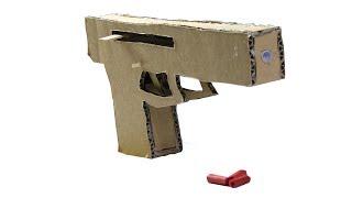 DIY : Comment faire Gun Pistol Fortnite à partir de carton