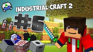 Minecraft Industrial Craft 2 выживание. Майнкрафт прохождение #6