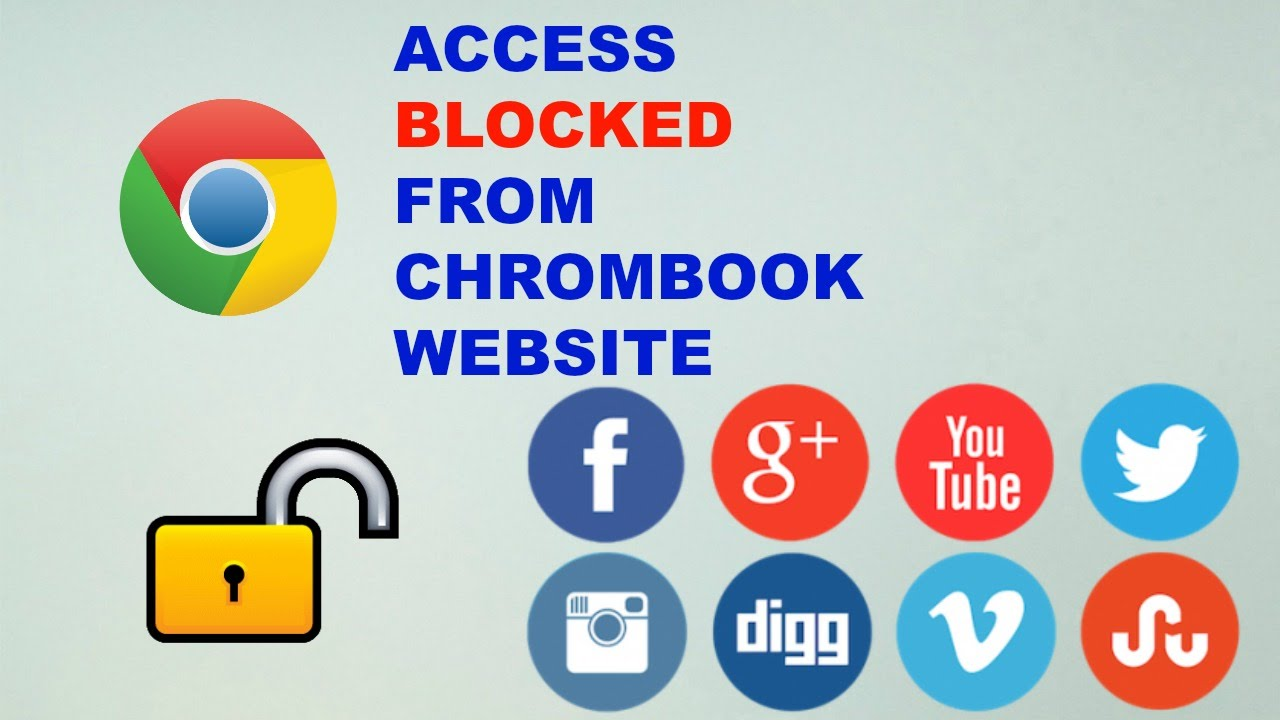 How to access blocked websites at school on chromebookeasyhow2s how to access blocked websites at school on chromebookeasyhow2s youtube ccuart Image collections