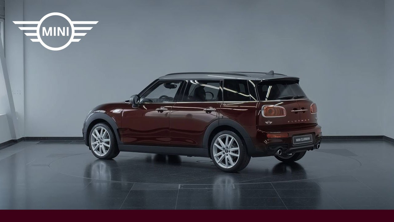 MINI USA | MINI Clubman | Beauty - YouTube