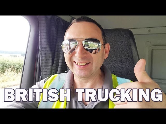 British Trucking designed for Truck Drivers