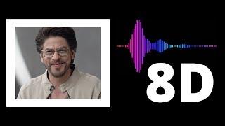 8D - Tesher - YOUNG SHAHRUKH | I Got 500 Dollars TikTok Song