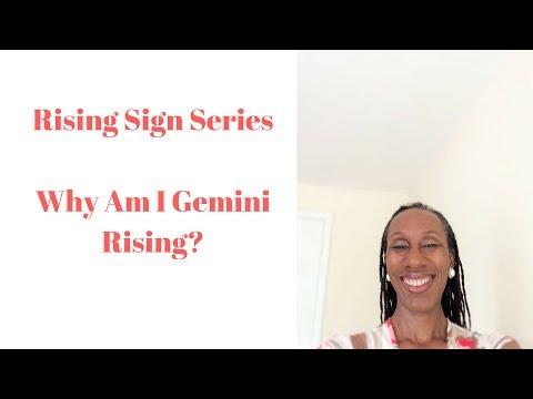 Why Am I Gemini Rising?