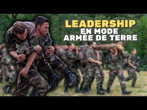 Préparation militaire leadership