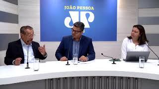 José Maranhão participa de sabatina na Rádio Jovem Pan João Pessoa