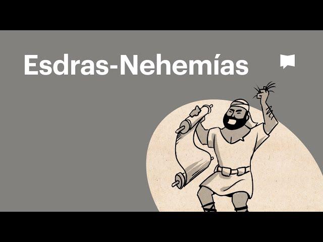 Lee la Biblia: Esdras – Nehemías