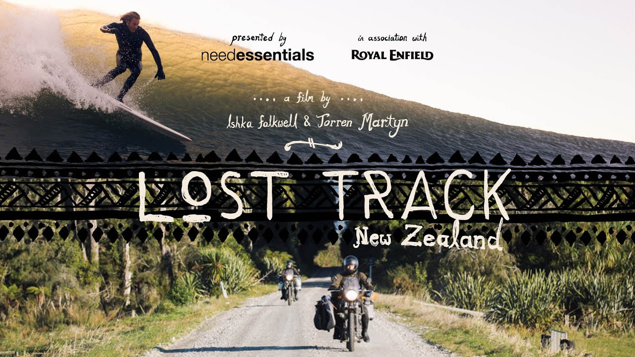 Lost Track New Zealand: A Surfer's Ultimate NZ Adventure Ride