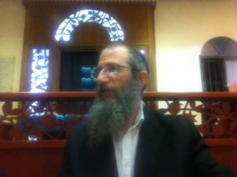 הרב ברוך וילהלם - תניא - ליקוטי אמרים - המשך פרק ז