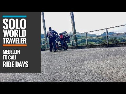 Ride Day 39: Medellin to Cali, Colombia
