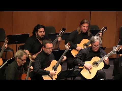 Tucson Guitar Society Orchestra, Nebulae by Olga Amelkina
