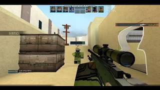 I AWP PEOPLE ON COUNTER BLOX ROBLOX OFFENSIVE