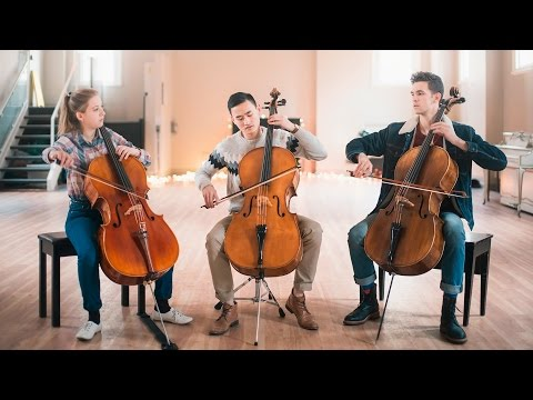 Stranger Things Medley (Cello) - Nicholas Yee