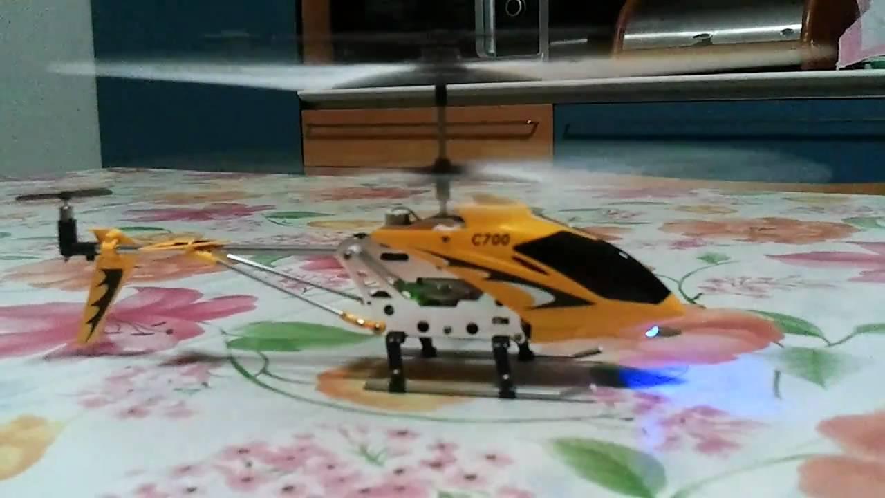 Elicottero Telecomandato Per Bambini : Elicottero mini youtube