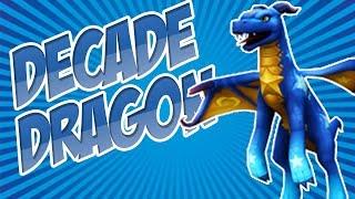 Wizard101's 10th Birthday Dragon Pet - Decade Dragon Pet Showcase