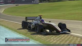 iRacing | Grand Prix Series | 8ª Jornada | Interlagos | Skip Barber / Dallara F3 / Fr 3.5