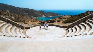Exploring Ios, Greece