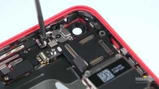 видео Ремонт iPhone 5c