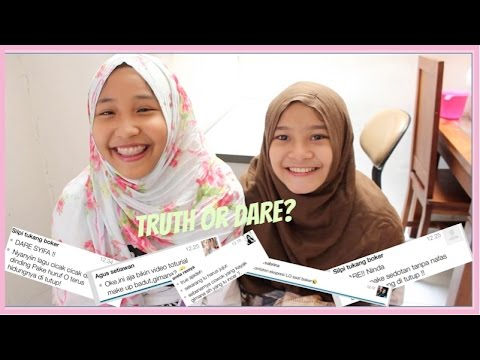 Truth Or Dare W Teman Teman Indonesia
