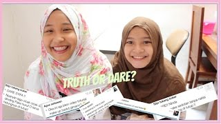 TRUTH OR DARE? W/teman-teman? [INDONESIA]