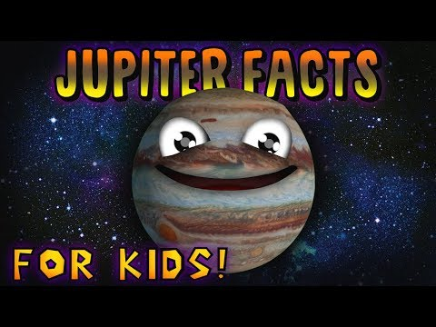 Jupiter Facts for Kids!