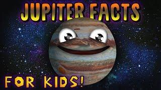 Jupiter Facts for Kids!
