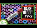 There Are Millions of Blood Types
