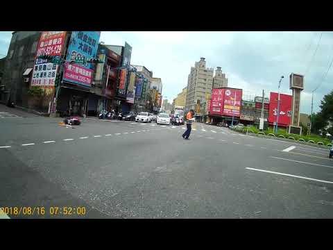 桃源龜山 萬壽路二段振興街路口 嚴重車禍  0816 0751