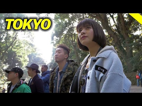 THINGS TO SEE WHEN YOU VISIT TOKYO JAPAN // Fung Bros World Tour