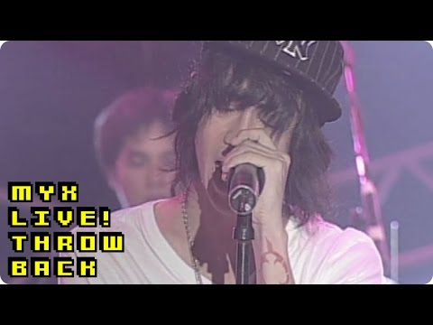 CHICOSCI - 7 Black Roses (MYX Live! Performance)