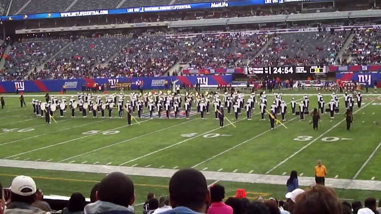 Benedict College (Tigers) Marching Band - YouTube