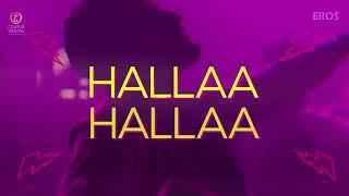 Hallaa Lyrical Audio Song Manmarziyaan 2018 Amit Trivedi Shellee Abhishek Taapsee Vicky