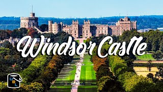 Windsor Castle - The Queen's Royal Residence - England Travel Ideas