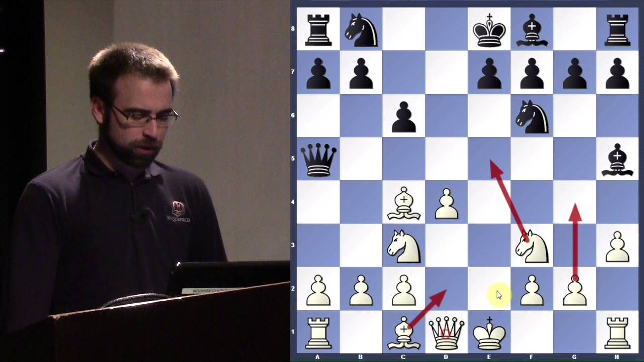 The Scandinavian Defense Solid Sharp Or Suspect Chess Openings Explained Youtube