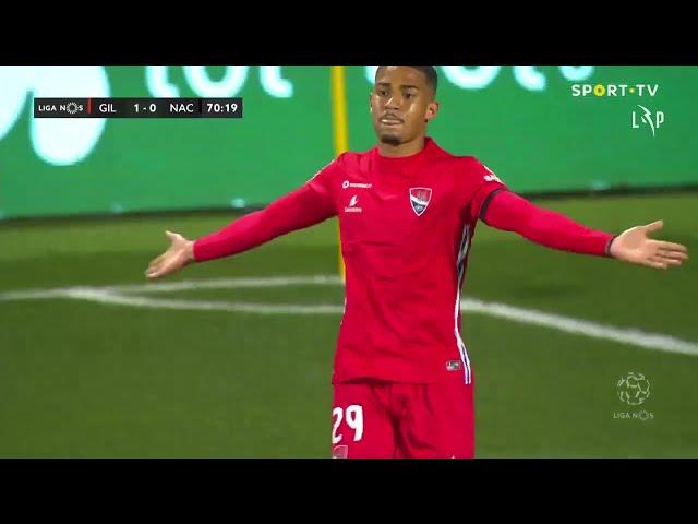 Goal | Golo Lino: Gil Vicente (2)-0 CD Nacional (Liga 20/21 #24)