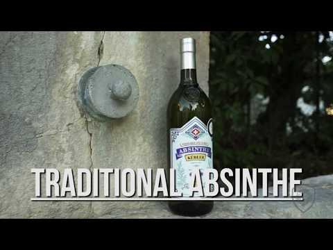 Kübler Absinthe product review