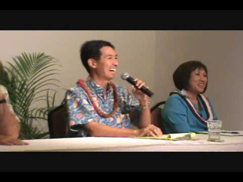 HI-01; 2010 4.10., Charles Djou, Willows Debate, Part 11.wmv