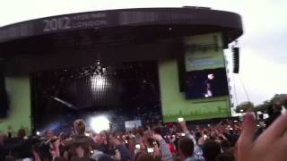 Drake - Over live at Wireless Festival 2012