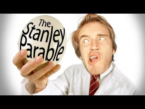 MEANEST GAME EVER! - The Stanley Parable (HD Remake Demo)