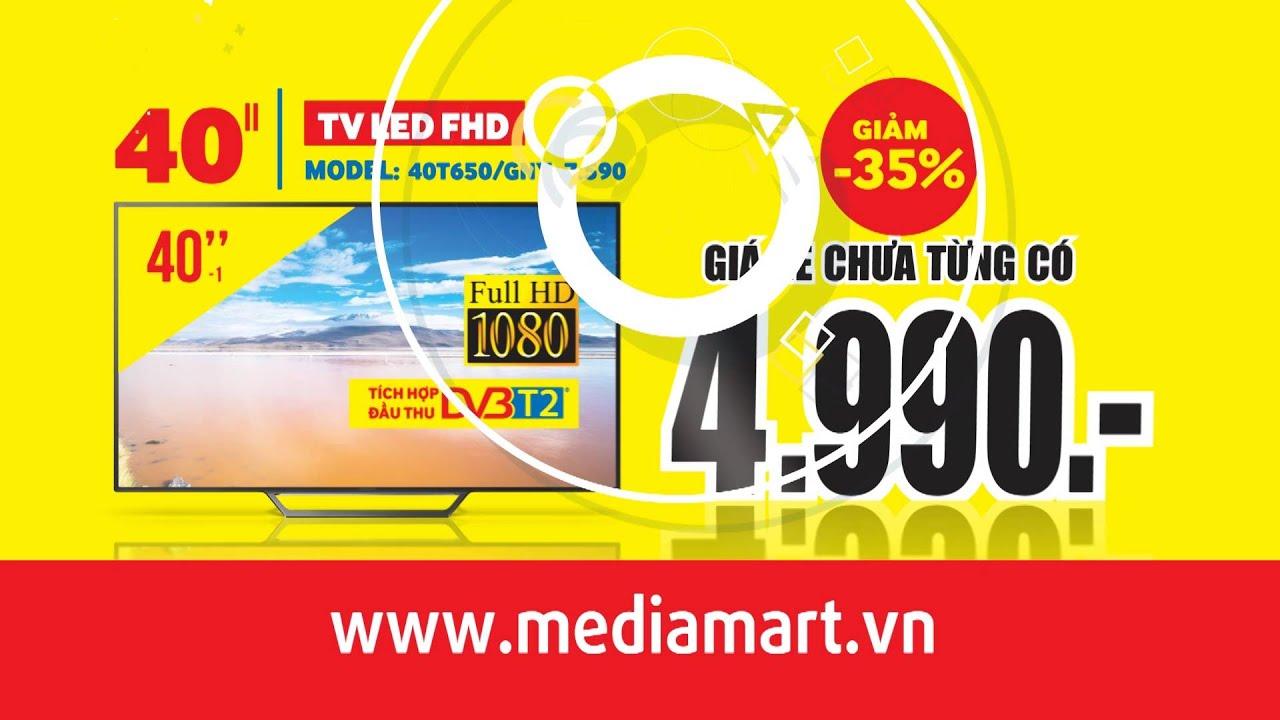 Tháng mừng SN Mediamart 8 tuổi (Tuần 2)